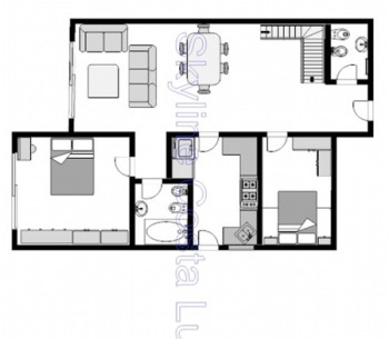Basic Info: 3 Bedrooms, 2 Bathrooms, 110m2 Build, Price Starting From  120.000 Eur
