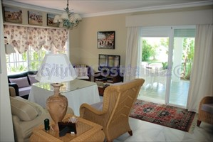 living room, villa for sale in costa sancti petri, chiclana, costa luz, id 1494