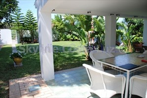 garden, villa for sale in costa sancti petri, chiclana, costa luz, id 1494