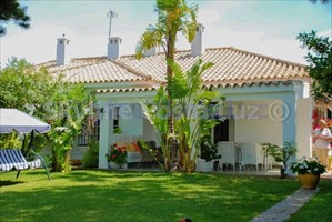 front, villa for sale in costa sancti petri, chiclana, costa luz, id 1494
