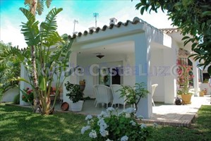 porch, villa for sale in costa sancti petri, chiclana, costa luz, id 1494