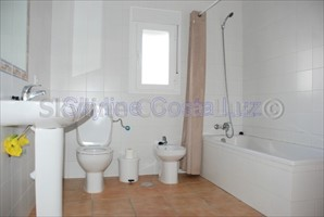 bathroom, apartment for sale in conil, costa luz, id 1462