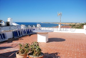 terrace, apartment for sale in conil, costa luz, id 1462