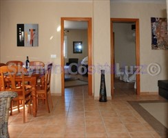 salon, apartment for sale in conil, costa luz, id 1462