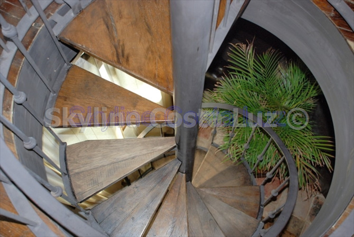 staircase, finca for sale in vejer, costa luz, id 1449