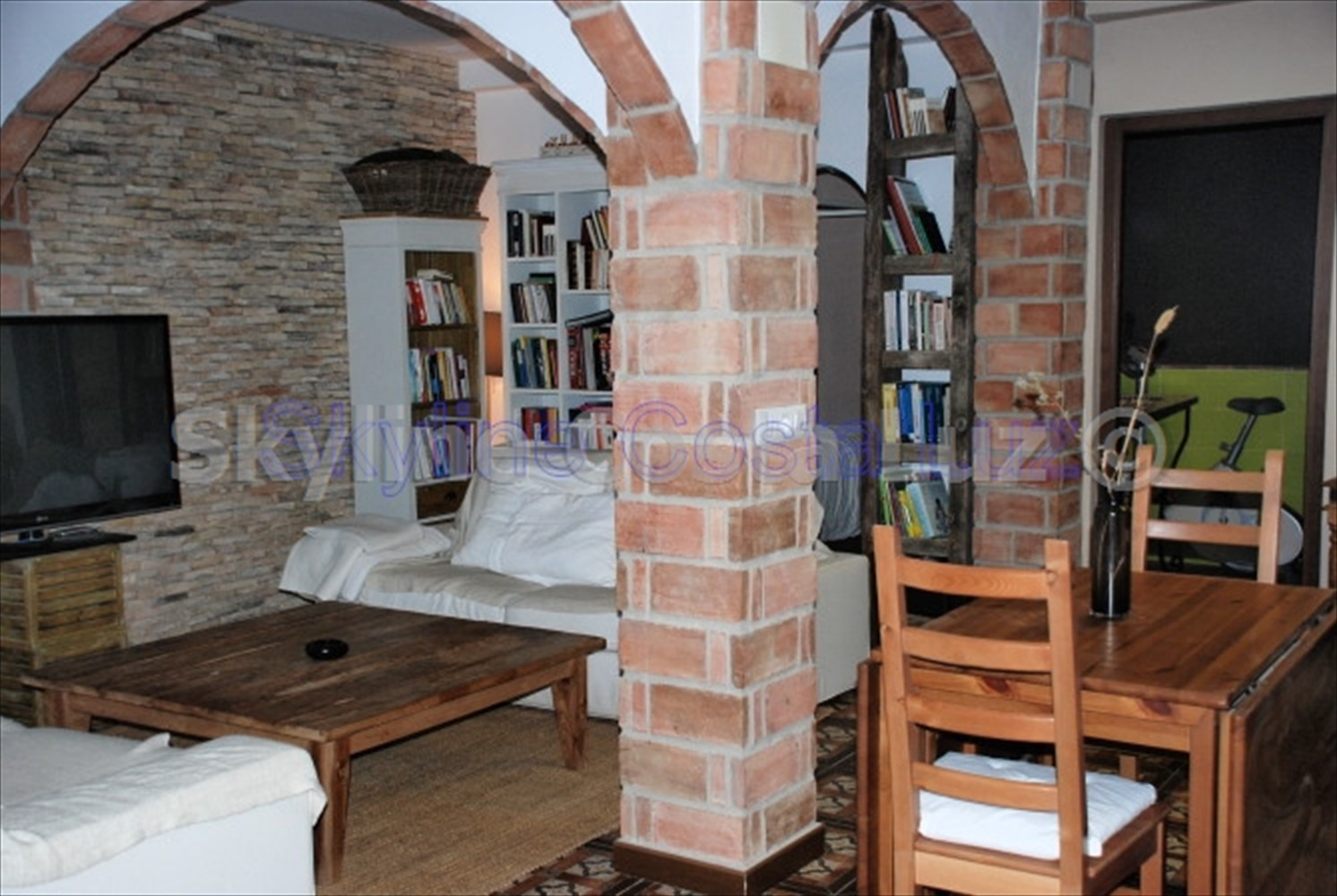 lounge, finca for sale in vejer, costa luz, id 1449