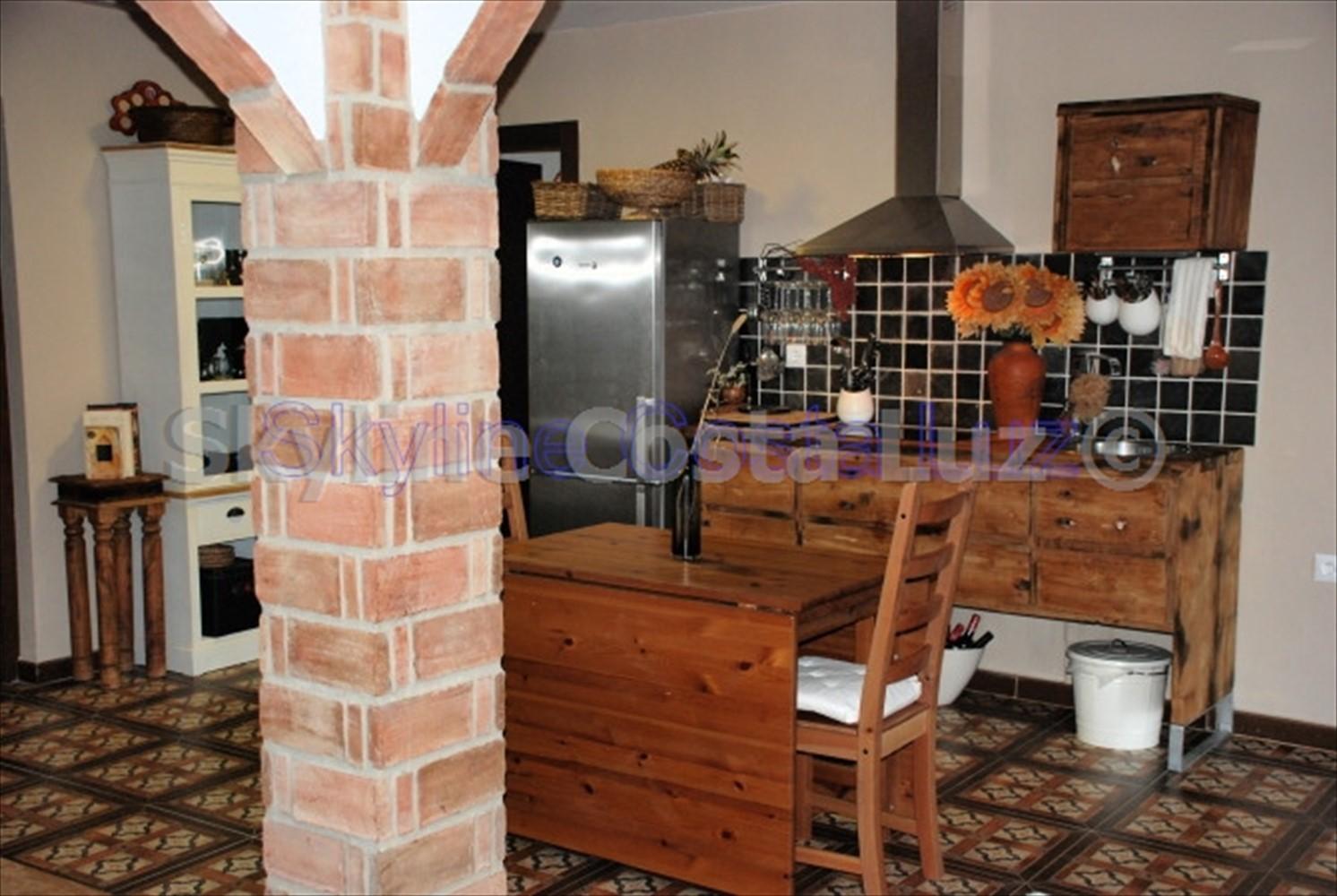 cocina, finca for sale in vejer, costa luz, id 1449