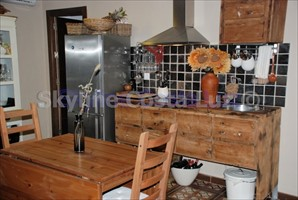 kitchen, finca for sale in vejer, costa luz, id 1449