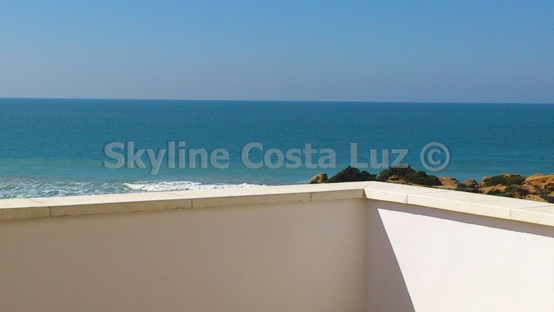 balkon, villa in roche, conil, costa luz