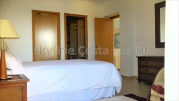 bedroom 1, villa in roche, conil, costa luz