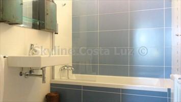 bathroom 1, villa in roche, conil, costa luz