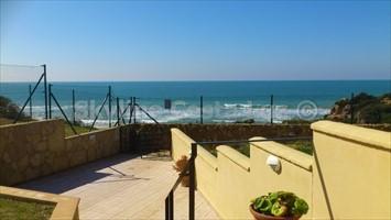beach, access, villa in roche, conil, costa luz