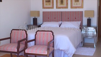 schlafzimmer, bedroom, dormitorio, villa in roche, conil, costa luz