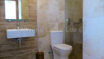 baño 3, villa in roche, conil, costa luz