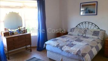 dormitorio, bedroom, schlafzimmer, villa in pinar franceses, chiclana, costa de la luz