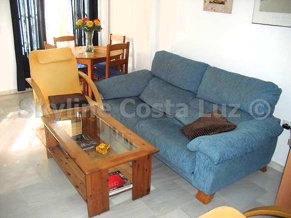 salon, wohnen, lounge, apartment in novo sancti petri, chiclana, costa de la luz