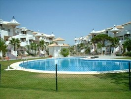apartment in novo sancti petri, chiclana costa de la luz
