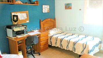 schlafzimmer, dormitorio, bedroom, villa in cerromolinos, chiclana, costa de la luz