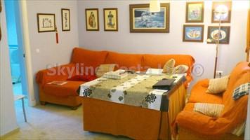 wohnen, lounge, salon, villa in cerromolinos, chiclana, costa de la luz