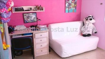 bedroom, schlafzimmer, dormitorio, villa in cerromolinos, chiclana, costa de la luz