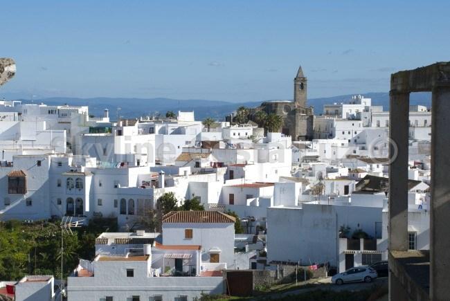 vejer de la frontera Spain