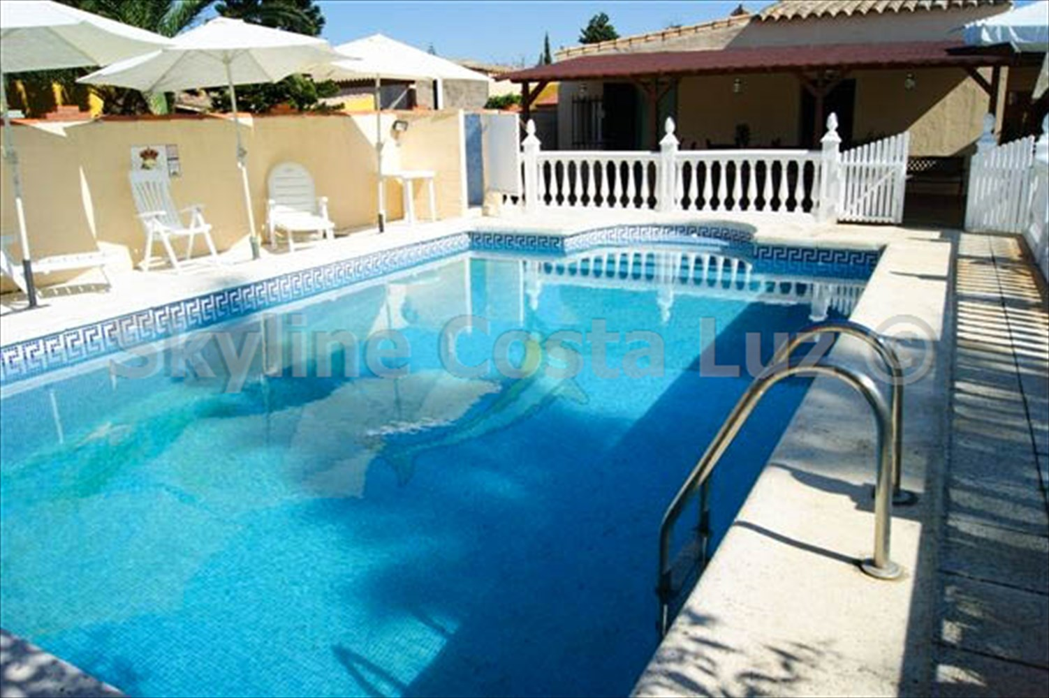 House With A Separate Apartment And Pool For Sale In El Florin Chiclana