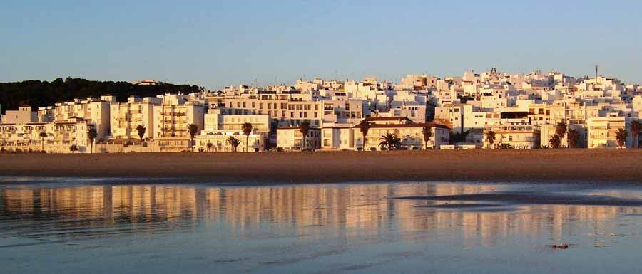 Conil de la Frontera in Spain. Find you dreamhouse at the Costa de la Luz. House, villa, apartment or building plot for sale in this beautifull part of cadiz
