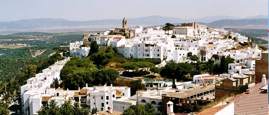 Vejer de la Frontera in Spain